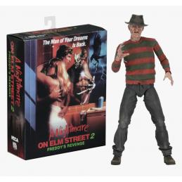 Freddy Nightmare on Elm Street - Ultimate Part 2 NECA