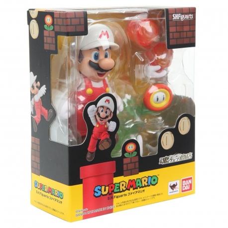 Super Mario Fire S.H.Figuarts Tamashii, Mario/Nintendo