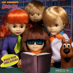 Collection Living Dead Dolls, Pack Scooby-Doo: Mystères