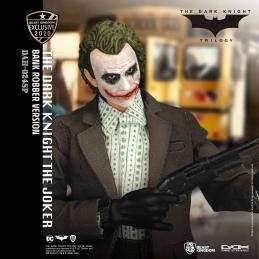 The Joker Bank Robber The Dark Knight Batman BEAST KINGDOM SDCC