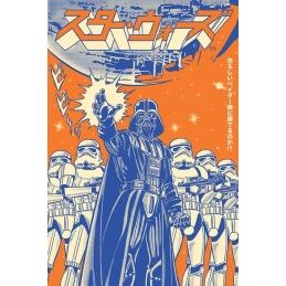 Star Wars Poster Darth Vader International