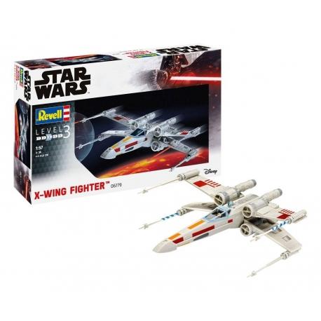 Star Wars Model Kit 1/57 X-wing Fighter REVELL, Star Wars