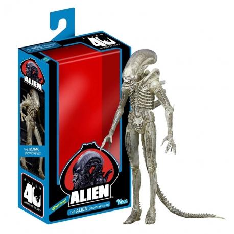 Alien Big Chap 40th Anniversary Wave 1 The Alien Prototype