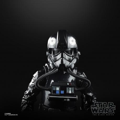 Star Wars Black Series 40Th Anniversary ESB Tie Fighter Pilot