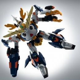 Keroro Spirits Tamama + Robot UC Bandai Action Figure
