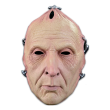 Saw Jigsaw Flesh Face Mask Trick or Treat Studios, Saw