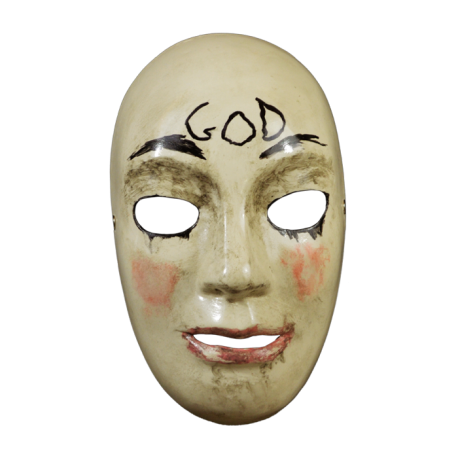 The Purge: Anarchy God Mask Trick or Treat Studios, American