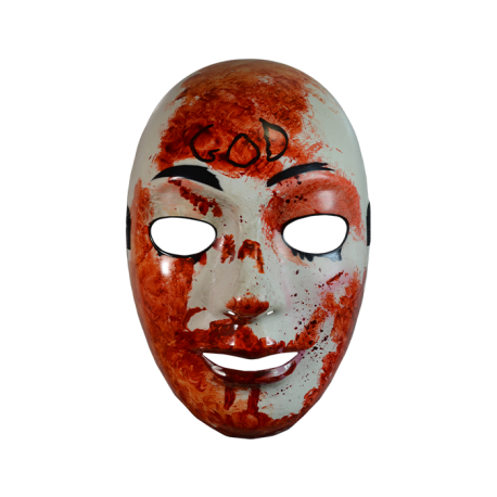 The Purge Television Series Bloody God Mask Trick or Treat