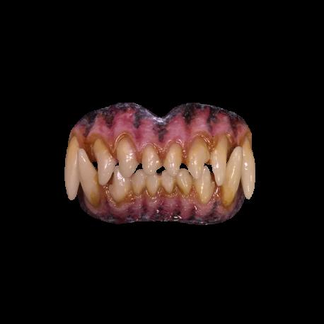Bitemares Horror Teeth Wolf Trick or Treat Studios, Halloween