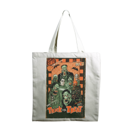 Trick Or Treat Halloween Bag Live Monsters