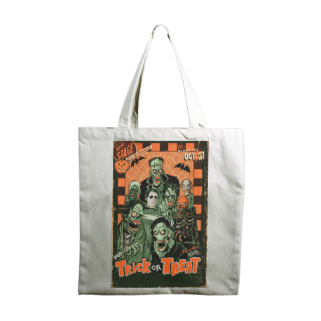 Trick Or Treat Halloween Bag Live Monsters, Horror Collection