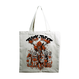 Trick Or Treat Bag The Scare Crew Halloween Bag