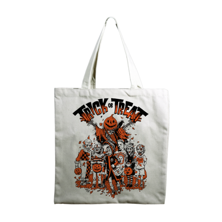 Trick Or Treat Bag The Scare Crew Halloween Bag, Horror