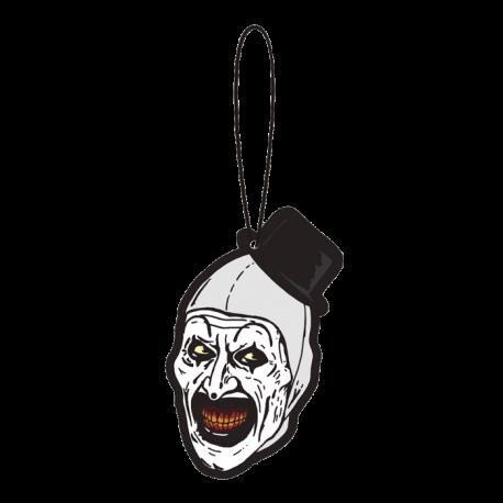 Terrifier Art The Clown Fear Freshener, Horror Collection