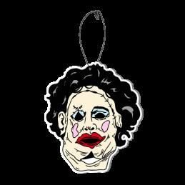 The Texas Chainsaw Massacre Pretty Woman Mask Fear Freshener