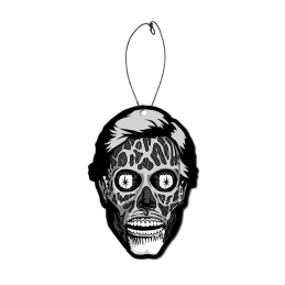They Live Alien Black and White Fear Freshener