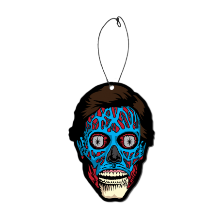 They Live Alien Color Fear Freshener, They Live