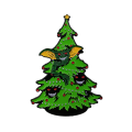 Gremlins, Broche Gremlins Sapin de Noël