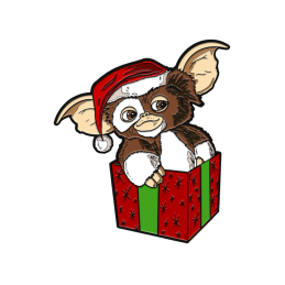 Gremlins Holiday Gizmo Enamel Pin