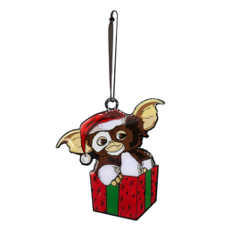 Holiday Horrors Gremlins Gizmo Metal Ornament