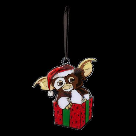 Holiday Horrors Gremlins Gizmo Metal Ornament, Gremlins