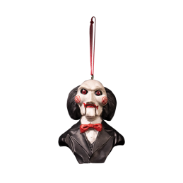 Holiday Horrors Saw Billy Puppet Ornament Trick Or Treat