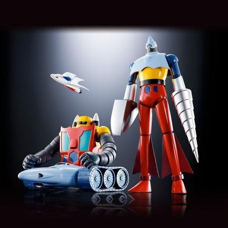 GX-91 Getter 2 + 3 Dynamic Classic Set - Robots Soul of
