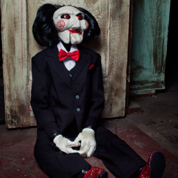 Saw Billy Puppet Prop Replica Trick Or Treat Studios, Saw