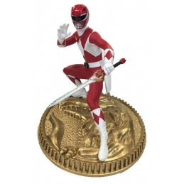 Mighty Morphin Power Rangers Action Figure Red Ranger