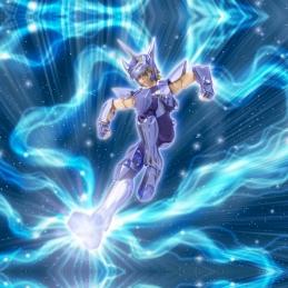 Action Figure Saint Seiya Jabu Unicorn Revival - Myth Cloth