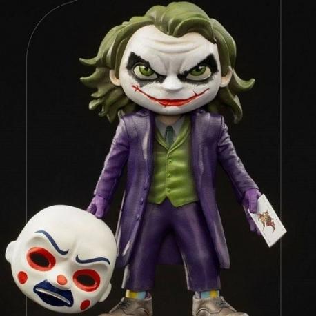 The Dark Knight Mini Co. The Joker Iron Studios, BATMAN
