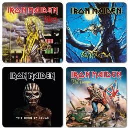 Iron Maiden Coaster Pack