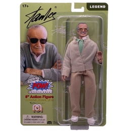 Marvel Action Figure Stan Lee Mego