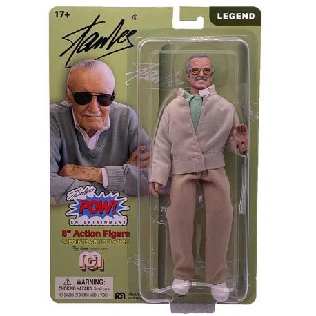 Marvel Action Figure Stan Lee Mego, DC / Marvel / Avengers