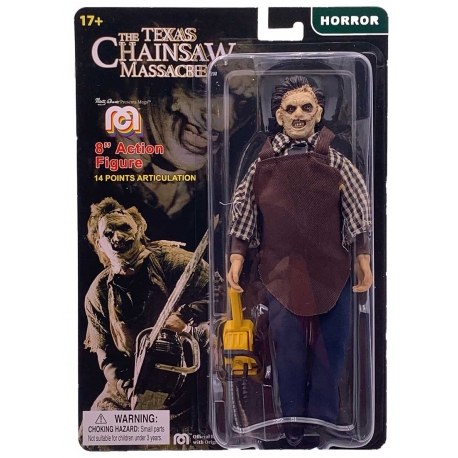Texas Chainsaw Massacre Action Figure Leatherface Mego, The