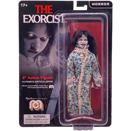The Exorcist Regan Mego Horror Action Figure, The Exorcist