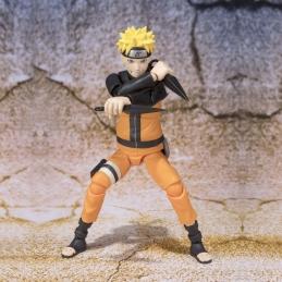 Naruto Shippuden Uzumaki - Best Selection - S.H.Figuarts