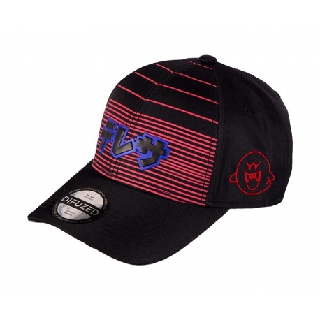Nintendo Curved Bill Cap Boo from Mario Bros Video Game