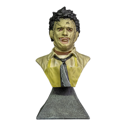 The Texas Chainsaw Massacre Leatherface Mini Bust Trick Or