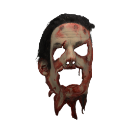 The Texas Chainsaw Massacre 2- Skin Face Mask