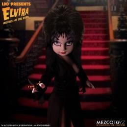 Elvira Mistress of the Dark Living Dead Dolls Mezco