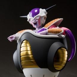 Frieza first form & Pod Set Dragon Ball Z S.H.Figuarts