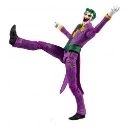 BATMAN, DC Multiverse Figurine Modern Comic Joker MC Farlane