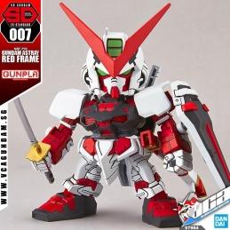 SD EX-Standard Gundam Astray Red Frame Model Kit Bandai Hobby