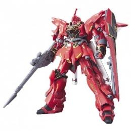 MSN-06S Sinanju Model Kit 1/144 Mobile Suit Gundam HGUC Bandai