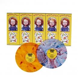 Chucky, Child's Play Original Vinyle 1988 Motion Picture