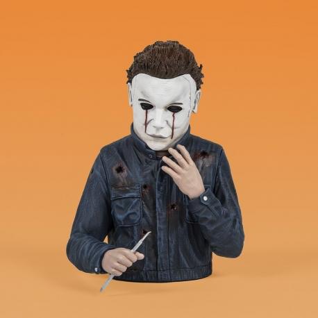 Halloween II Michael Myers Spinature Vinyl Bust, Halloween/
