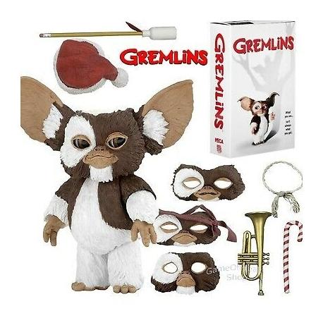 Gremlins Ultimate Action Figure Gizmo Neca, Gremlins