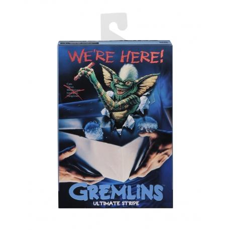 Gremlins Action Figure Ultimate Stripe Neca, Gremlins