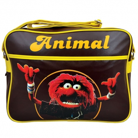 The Muppets Messenger Bag Animal, THE MUPPETS